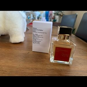 Authentic MFK Rouge Baccarat 540